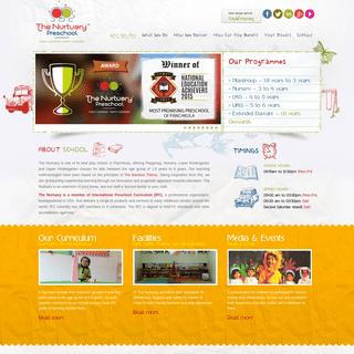 The Nurtuary Preschool - Best Play school in Panchkula -Zirakpur-Dhakoli-Peer Muchalla