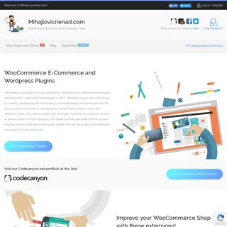 ArchiveBay.com - mihajlovicnenad.com - Wordpress & WooCommerce Developer Tools - Mihajlovicnenad.com