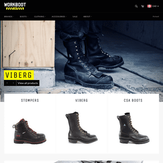 Workboot.com - The Best Source of Quality Work Boots