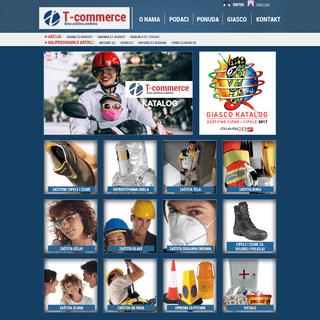 T-commerce - Zastitna oprema