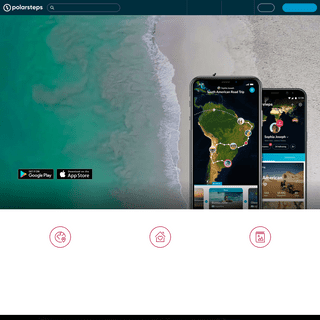 Welcome - Polarsteps - Automatic Travel Tracker