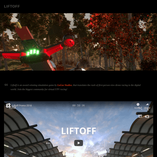 A complete backup of liftoff-game.com
