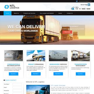 Logistics companies in India - 3PL services in India