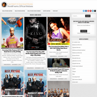 Worldfree4u.watch All Quality And All Size Free Dual Audio 300Mb Movies Download