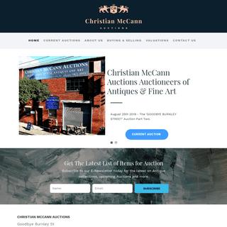 ArchiveBay.com - christianmccannauctions.com.au - Antique Auctions, Furniture, Art, Jewellery, Auction Rooms Melbourne - Christian McCann Auctions