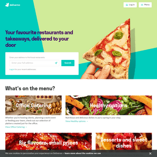 ArchiveBay.com - deliveroo.ae - Takeaways Delivered from Restaurants near you - Deliveroo