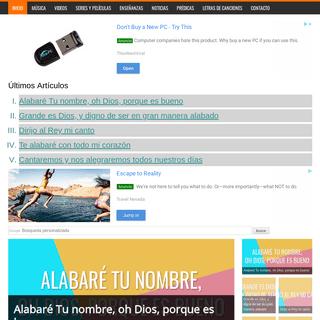 ArchiveBay.com - mimejoralabanza.com - Mi Mejor Alabanza- Todo sobre Canciones Cristianas