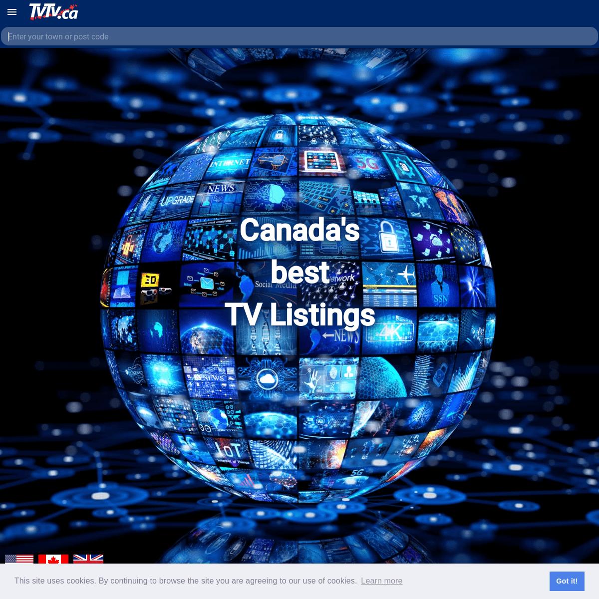 ArchiveBay.com - tvtv.ca - Canadian TV Listings - TVTV.ca