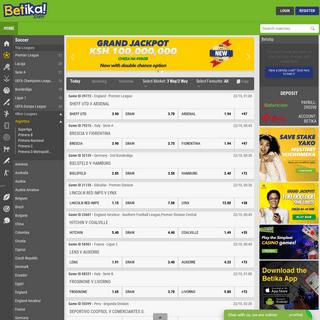 Betika - Best Online Sports Betting in Kenya