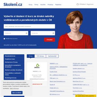 ArchiveBay.com - skoleni.cz - Komplexní nabídka vzdělávacích a poradenských služeb - Skoleni.cz