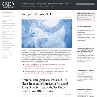 ArchiveBay.com - cato.org - Cato Institute - Individual Liberty, Free Markets, and Peace