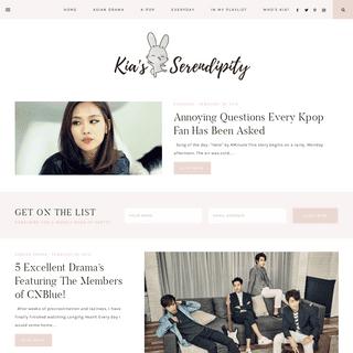 Kia Serendipity
