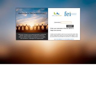 Site Login Page