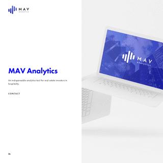 MAV Analytics