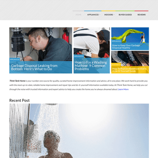 Think Tank Home- Quality Home Improvement & Repair Tips