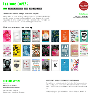 Book Cover Design - Bestselling Amazon Book Cover Designer