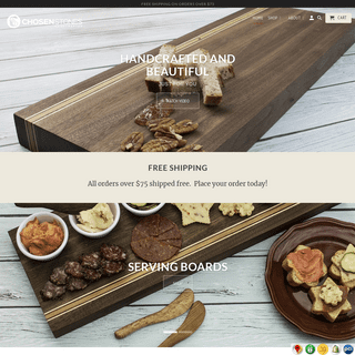Crafting extra-ordinary chopping blocks and amazing cutting boards