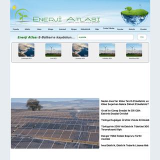 ArchiveBay.com - enerjiatlasi.com - Enerji Atlası - Enerji Haberleri