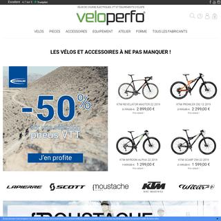 Achat vélo pas cher sur la boutique Veloperfo.com - VELOPERFO.COM