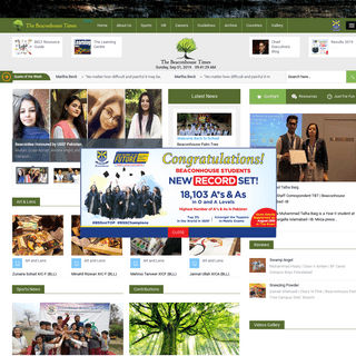 The Beaconhouse Times Online