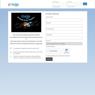 Sign-up - Koolyfe