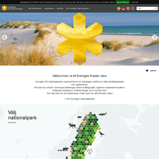 ArchiveBay.com - sverigesnationalparker.se - Sveriges nationalparker