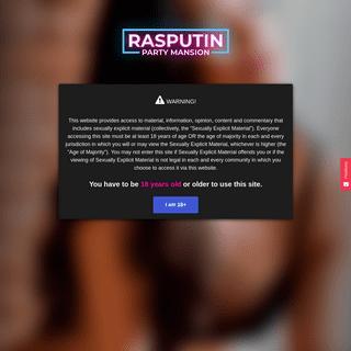 Real Life Voyeur Cams with Sexy Girls at Rasputin Mansion Online