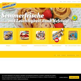 ArchiveBay.com - henglein.de - Start - HENGLEIN