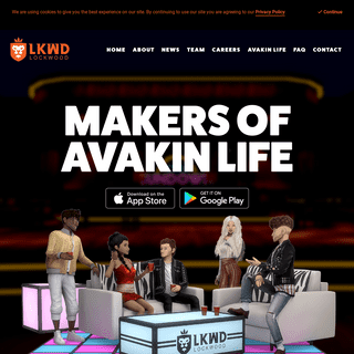 Lockwood Publishing - Makers of Avakin Life