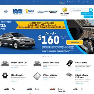 Volkswagen Dealers Irvine CA - Norm Reeves Volkswagen Superstore