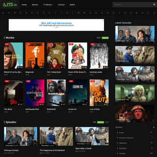 The Official Home of YIFY Movies Torrent Download - YTS -