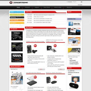 ArchiveBay.com - conceptronic.net - Conceptronic
