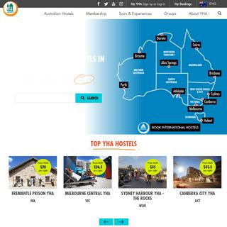 Hostels & Backpackers - YHA Australia - yha.com.au