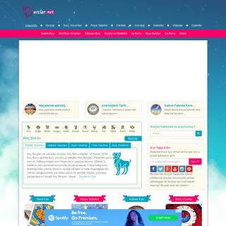 Burçlar - Türkiye'nin en iyi astroloji portalı - Burclar.Net