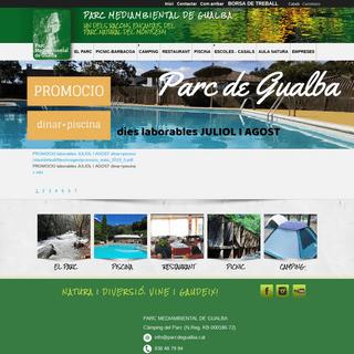 Parc mediambiental de Gualba