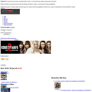 ArchiveBay.com - punkt44.pl - Sklep Punkt44.pl - Filmy Blu-ray, DVD - Muzyka - Książki