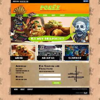 Pokez Mexican Restaurant - Mexican Restaurant & Vegetarian Cuisine