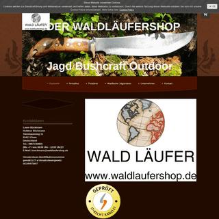 Jagd Outdoor Bushcraft Survival - Waldlaufershops Messer,Äxte,Werkzeug und Outdoorausrüstung