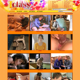 1st Class Tube - 1st class tubes in many niches! Perverted, Daughter, Teen, Mom, Ex-girlfriend, Big Cock, Mature, Arabian, Vinta