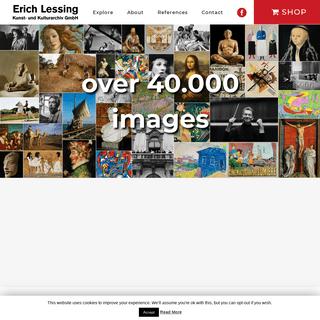 Lessingimages.com - ERICH LESSING Kunst- & Kulturarchiv GmbH