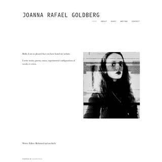 Joanna Rafael Goldberg