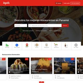 Restaurantes en Panamá - Degusta Panamá [Sitio Oficial]