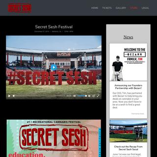 Secret Sesh