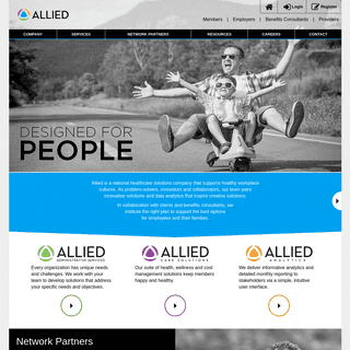 Allied Benefit Systems - Health Insurance Plans for Individuals, Families & Employers