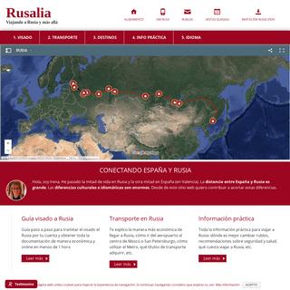 El blog para viajar a Rusia - Irena Domingo