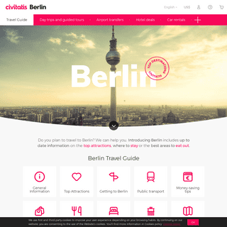Berlin Tourism and Travel Guide - Berlin City Guide