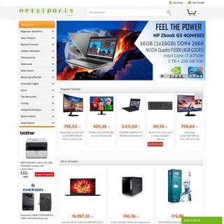 Online Alışveriş - Netsiparis.Com