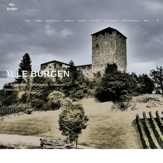 Home - Burgenatlas - Alle Burgen