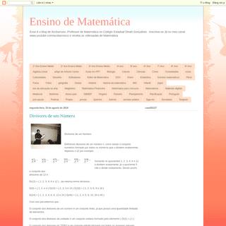 ArchiveBay.com - ensinodematemtica.blogspot.com - Ensino de Matemática