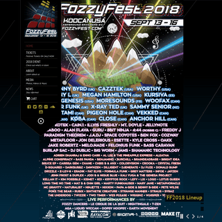 FozzyFest 2018! – Welcome to our Collective Effervescence